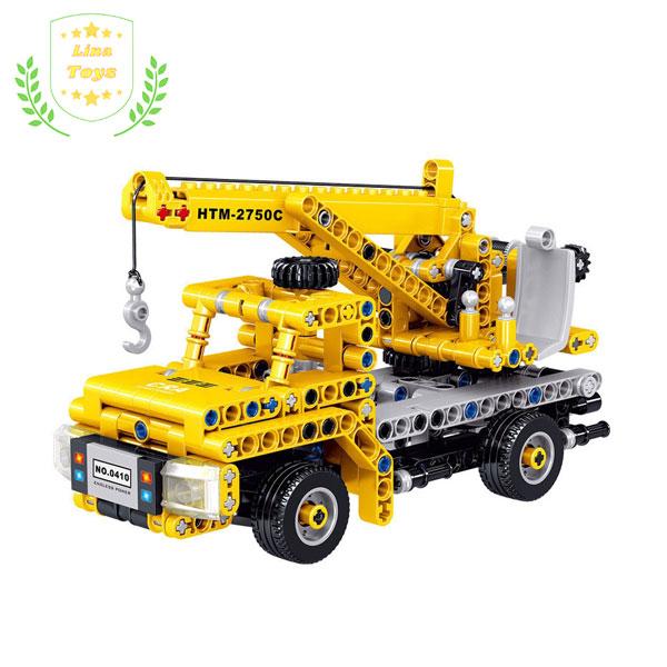 Lego xe cần cẩu