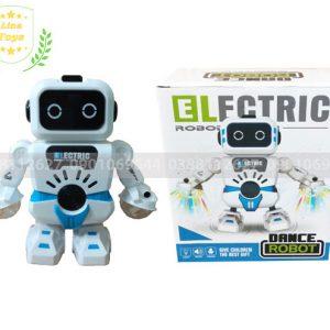 Đồ chơi robot thông minh nhảy múa