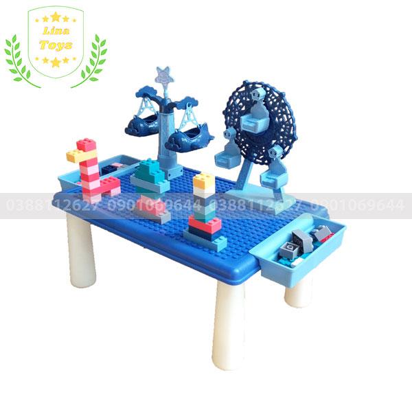 Bàn chơi lego 69 chi tiết