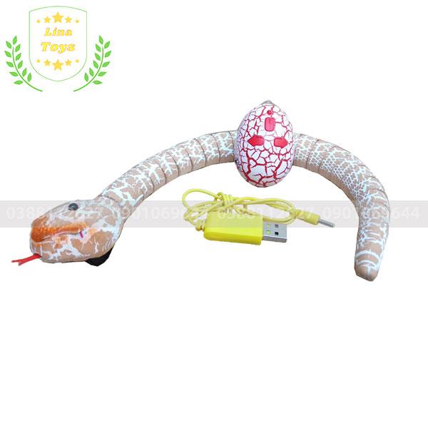 Đồ chơi con rắn điều khiển từ xa