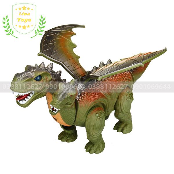 Đồ chơi khủng long bay chạy pin