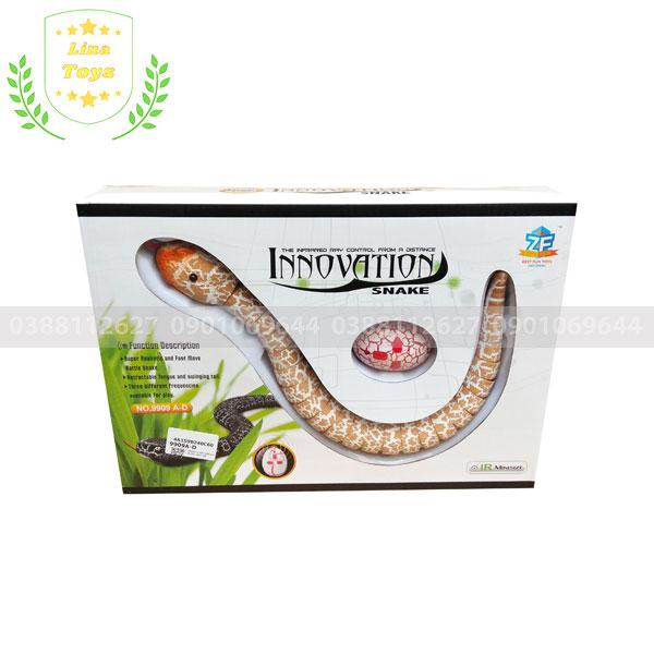 Đồ chơi rắn điều khiển