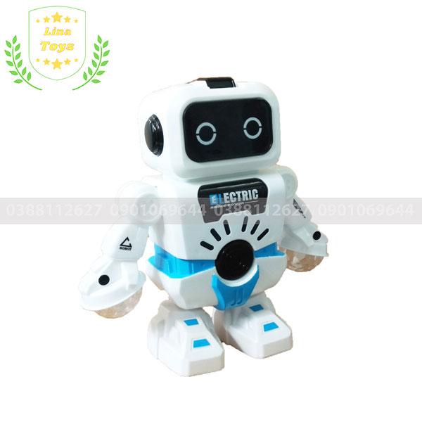 Đồ chơi robot thông minh nhún nhảy