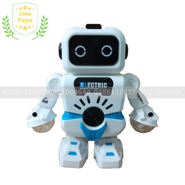 Đồ chơi robot thông minh