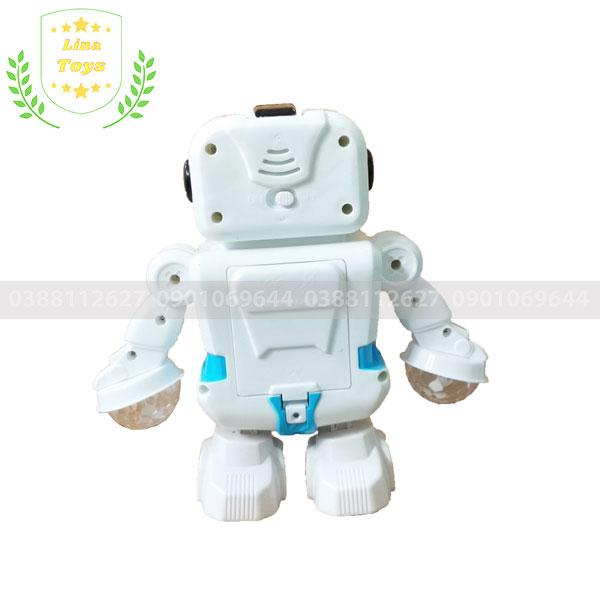 Robot đồ chơi thông minh nhảy múa