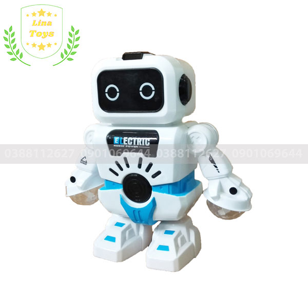 Robot thông minh nhảy múa