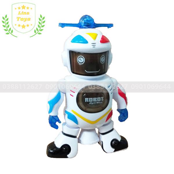 Robot xoay 360 độ