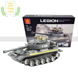 Đồ chơi lắp ráp lego xe tăng