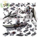 Đồ chơi lego tàu chiến 27 mô hình