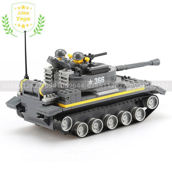 Đồ chơi lego xe tăng