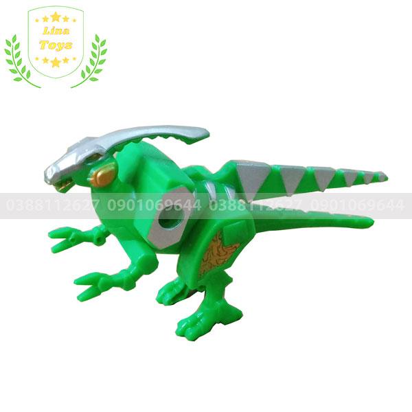 Đồ chơi siêu nhân gao quái thú ( Thú khủng long )