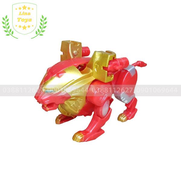 Đồ chơi siêu nhân gao Icarus ( Thần thú sư tử )