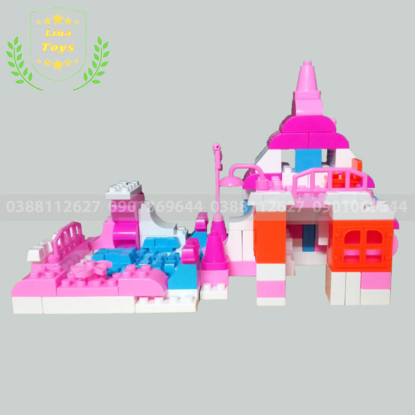 Lego ngôi nhà