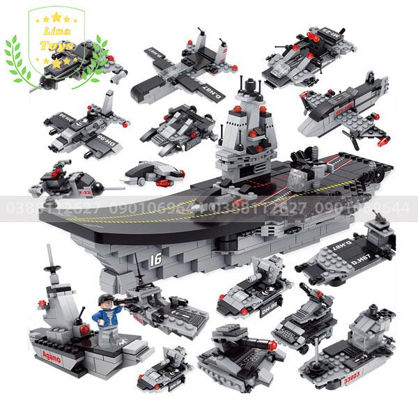 Tàu chiến lego 27 mô hình giá rẻ