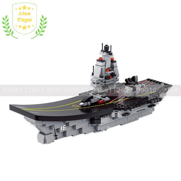 Mô hình lego tàu chiến