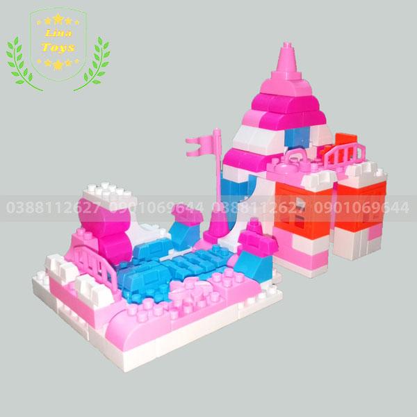 Ngôi nhà lego
