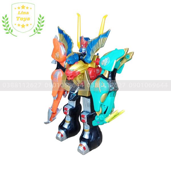 Robot siêu nhân icarus đồ chơi