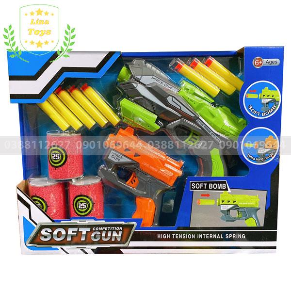Súng đồ chơi Soft Gun