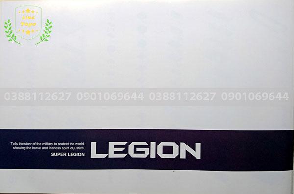 Hướng dẫn lắp ráp lego xe tăng 3660 ( Trang cuối )