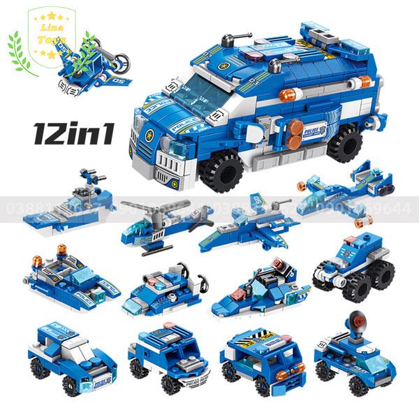 Đồ chơi lego cảnh sát