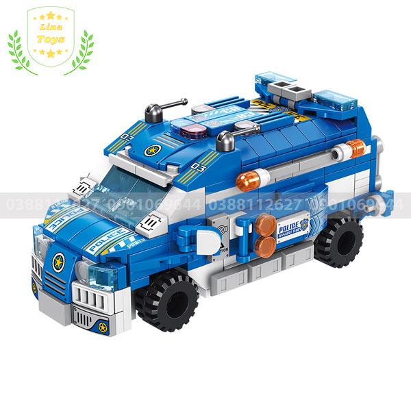 Lego xe cảnh sát