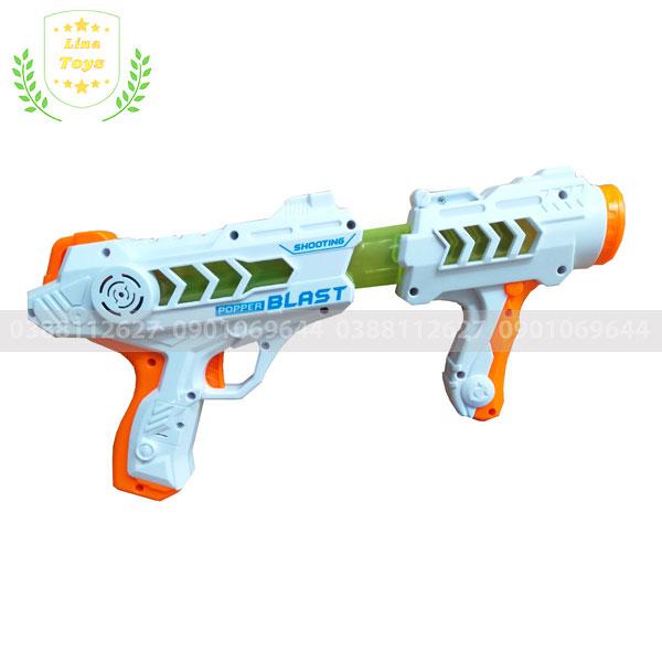 Súng bắn đạn xốp cho trẻ em