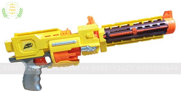 Súng Nerf AK-47 bắn đạn xốp