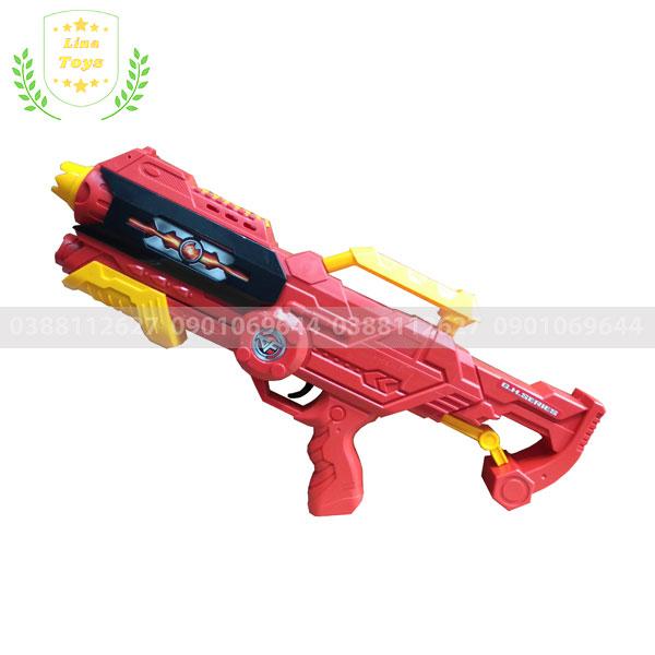 Súng Nerf Rival bắn đạn xốp