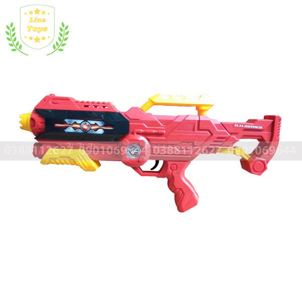 Súng Nerf Rival bắn đạn thạch
