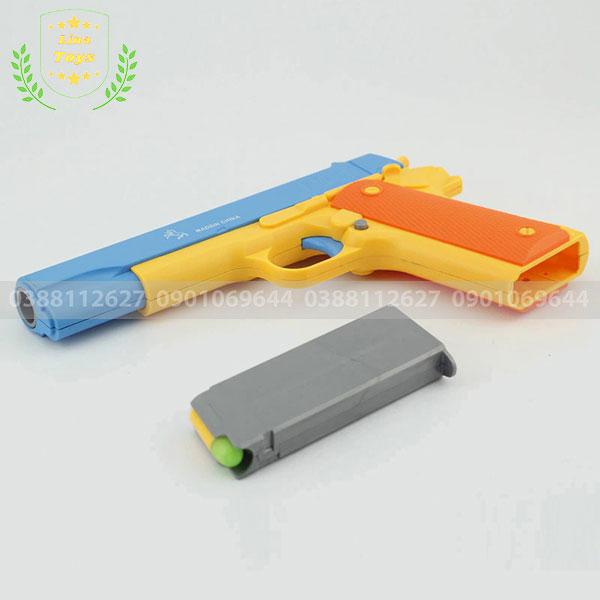 Súng đạn nhựa đồ chơi trẻ em