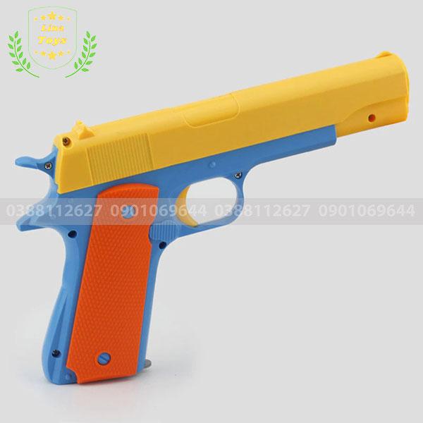 Súng đồ chơi bắn đạn nhựa giá rẻ