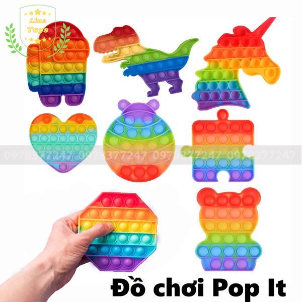 Đồ chơi Pop It