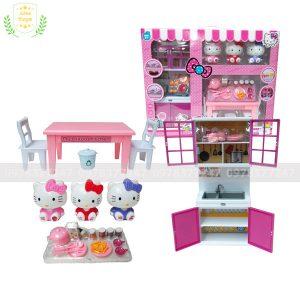Đồ chơi Hello Kitty nhà bếp
